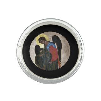 天使のガブリエルアイコン 指輪