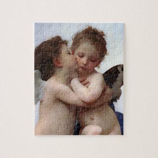 天使のキスのギフトのパズル ジグソーパズル