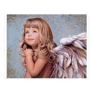 天使のギフト 葉書き