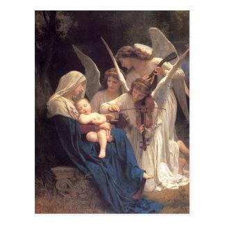 天使のセレナーデ ポストカード