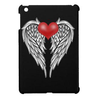 天使のハートの入れ墨 iPad MINIケース