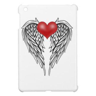 天使のハートの入れ墨 iPad MINI カバー