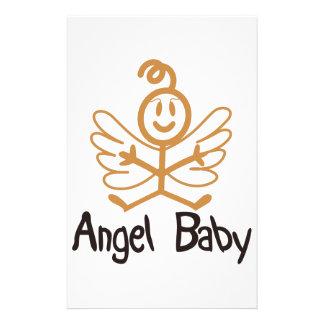 天使のベビー 便箋