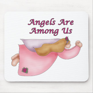 天使のマウスパッド マウスパッド
