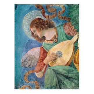天使のミュージシャン ポストカード