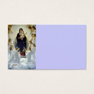 天使のメリー-レジーナAngelorum 名刺