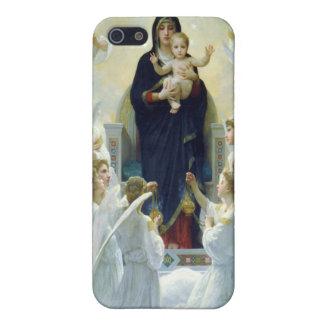 天使のヴァージン、ウィリアムBouguereau iPhone 5 Case