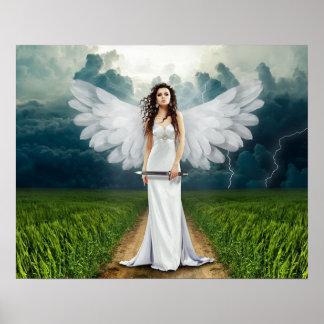 天使の兵士 ポスター