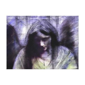 天使の勉強19 キャンバスプリント