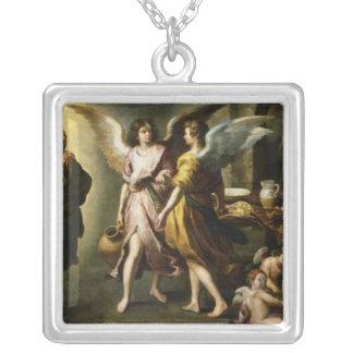 天使の台所1646年 シルバープレートネックレス