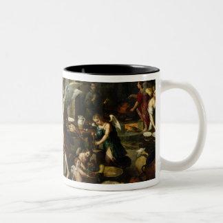天使の台所1646年 ツートーンマグカップ