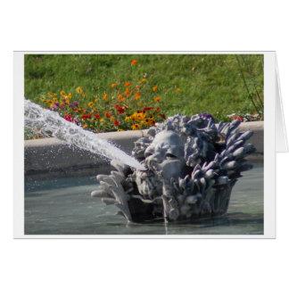 天使の噴水 カード