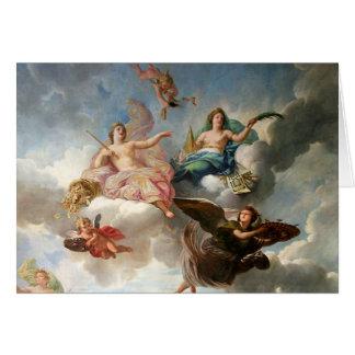天使の女神 カード