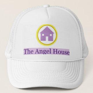 天使の家のロゴ キャップ