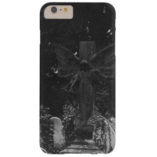 天使の彫像のビクトリアンな墓地の郵便はがき BARELY THERE iPhone 6 PLUS ケース
