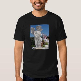 天使の彫像 TEE シャツ
