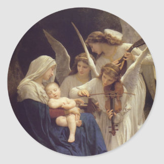 天使の歌 ラウンドシール
