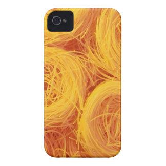 天使の毛のパスタ Case-Mate iPhone 4 ケース