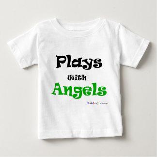 天使の演劇 ベビーTシャツ