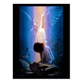 天使の祈りの言葉 ポストカード