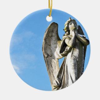 天使の祈ること セラミックオーナメント
