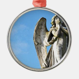 天使の祈ること メタルオーナメント