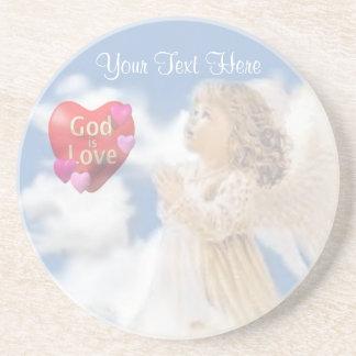 天使の神は愛です コースター