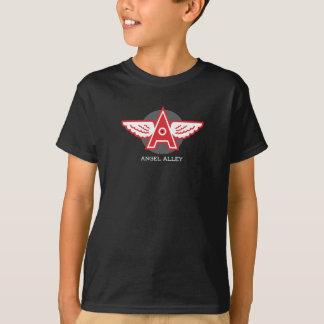 天使の細道の子供の基本的なHanes Tagless ComfortSoft® Tシャツ