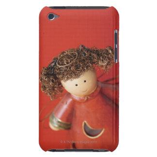 天使の置物の高角の眺め Case-Mate iPod TOUCH ケース