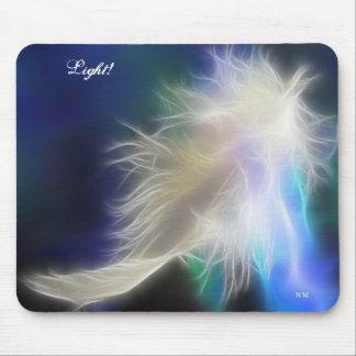 天使の羽! マウスパッド