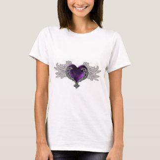 天使の翼とのゴシックのデキセドリン錠 Tシャツ