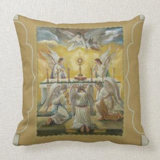 天使の聖餐式の崇敬の祭壇のMonstrance クッション
