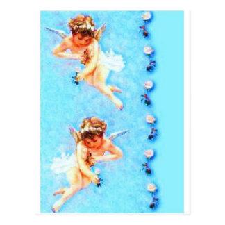 天使の花 ポストカード