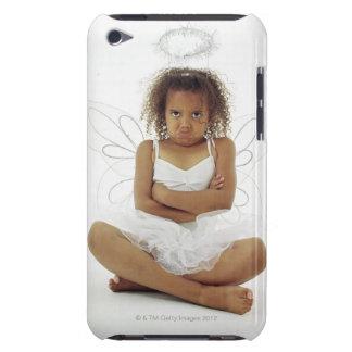 天使の衣裳の女の子 Case-Mate iPod TOUCH ケース