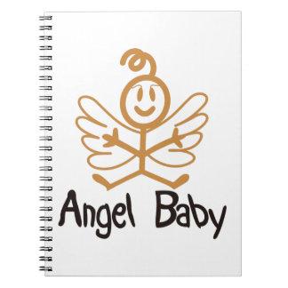 天使の赤ん坊 ノートブック