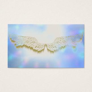天使の軽い霊魂の神秘的な星の名刺 名刺
