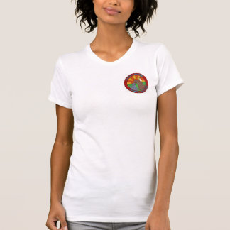 天使の避難所の動物の救助Logo_edited Tシャツ