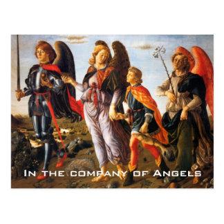 天使の郵便はがきの会社 ポストカード