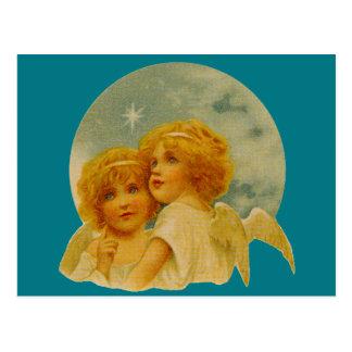 天使の郵便はがき ポストカード