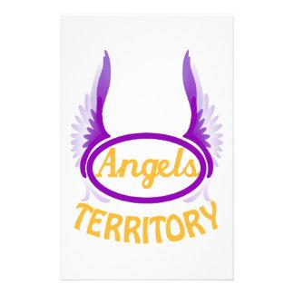 天使の領域 便箋