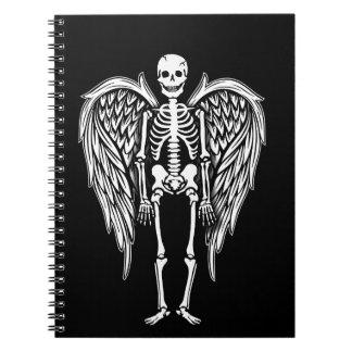 天使の骨組 ノートブック