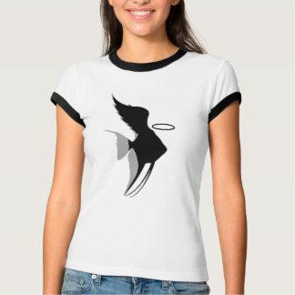 天使の魚のTシャツ Tシャツ