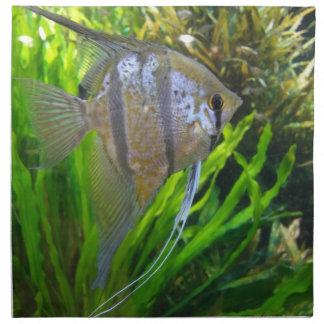 天使の魚 ナプキンクロス