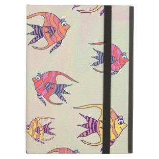 天使の魚 iPad AIRケース