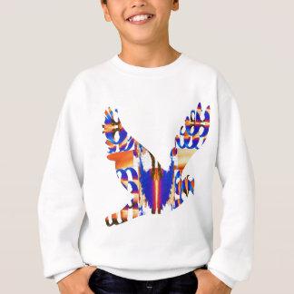 天使の鳥 スウェットシャツ