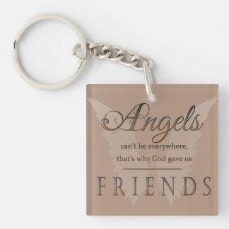 天使のkeychain キーホルダー
