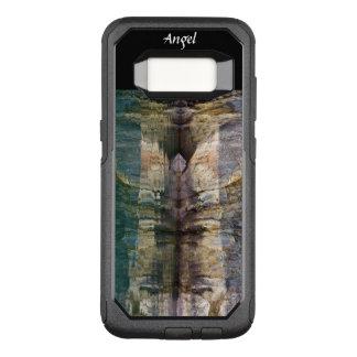天使のSamsung 8の例 オッターボックスコミューターSamsung Galaxy S8 ケース