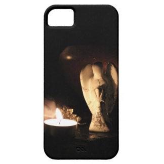 天使はライトを持って来ます iPhone SE/5/5s ケース