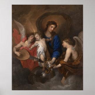天使を作る音楽のヴァージンそして子供 ポスター