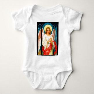 天使を祈ること ベビーボディスーツ